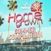 Homegrown Summer Compilation 2018 de Various Artists