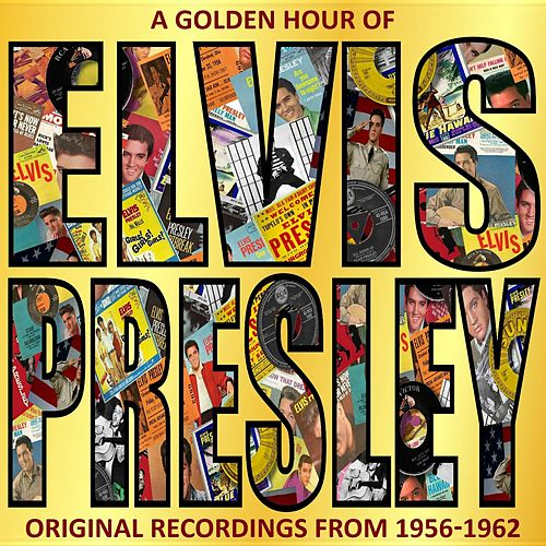 A Golden Hour Of Elvis Presley de Elvis Presley