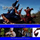 Spain The Perfect Dinner Party de Ensemble
