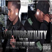 Mr. Versatility Vol. 1.0 The Eazy Way Out by Bonez