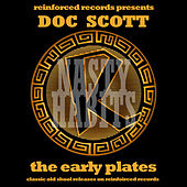 Reinforced Presents Doc Scott - The Early Plates von Doc Scott