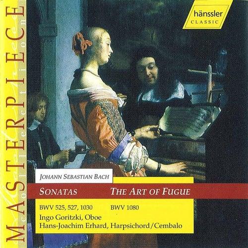 Bach, J.S.: Sonata in F Major, Bwv 525, Sonata in D Minor, Bwv 527, Sonata in G Minor, Bwv 1030 by Ingo Goritzki