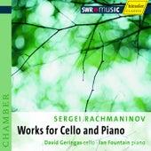 Rachmaninov, S.: Cello and Piano Music by David Geringas
