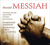 Handel, G.F.: Messiah by Jan Kobow