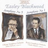 Blackwood: Symphony No. 1 von Charles Munch