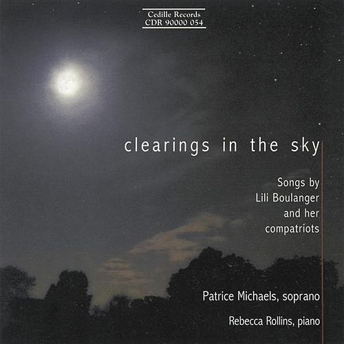 Faure / Boulanger / Ravel / Debussy: Songs by Patrice Michaels Bedi