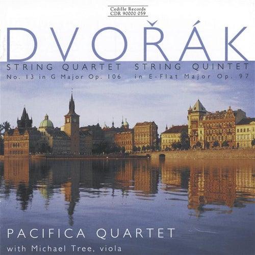 Dvorak: String Quartet in G Major / String Quintet in E Flat Major by Various Artists