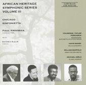 African Heritage Symphonic Series, Vol. 3 by Paul Freeman