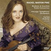 Brahms / Joachim: Violin Concertos von Various Artists