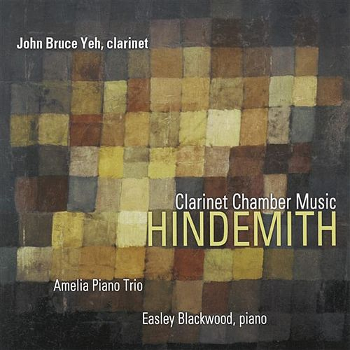 Hindemith: Clarinet Chamber Music by Various Artists