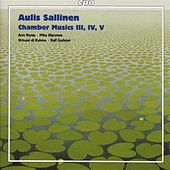 Sallinen: Chamber Music Iii, Vi and V / Introduction and Tango Overture / Elegy for Sebastian Knight de Various Artists