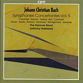 Bach, J.C.: Symphonies Concertantes, Vol. 5 von Various Artists