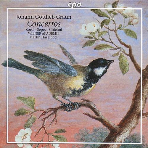 Graun: Violin Concertos / Viola Da Gamba Concerto by Various Artists
