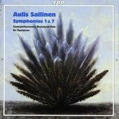 Sallinen: Symphonies Nos. 1 and 7 / Chorali / A Solemn Overture de Ari Rasilainen