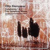 Klemperer: Symphonies Nos. 1 and 2 / Merry Waltz / Marcia Funebre / Recollections / Scherzo by Alun Francis