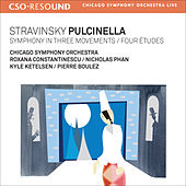 Stravinsky, I.: Pulcinella / Symphony in 3 Movements / 4 Etudes de Various Artists