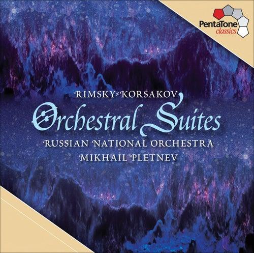Rimsky-Korsakov, N.A.: The Snow Maiden Suite / Legend of the Invisible City of Kitezh /  Night on Mount Triglav by Mikhail Pletnev
