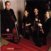 Merel Quartet: Schumann, R. / Hefti, D.P. / Janacek, J. de Merel Quartet
