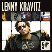 5 Album Set by Lenny Kravitz