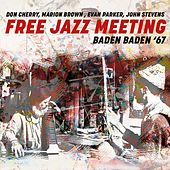 Free Jazz Meeting by Various Artists