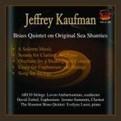 Brass Quintet On Original Sea Shanties by Various Artists