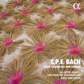 C.P.E. Bach: Flute Concertos and Sonatas (Alpha Collection) von Juliette Hurel