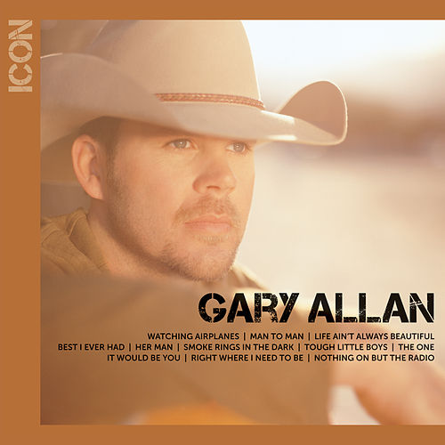 ICON (Walmart CWD) by Gary Allan