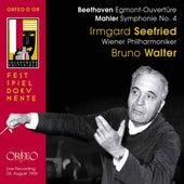 Beethoven: Egmont Overture - Mahler: Symphony No. 4 in G Major (Live) de Various Artists