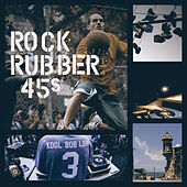 Rock Rubber 45s by Bobbito Garcia