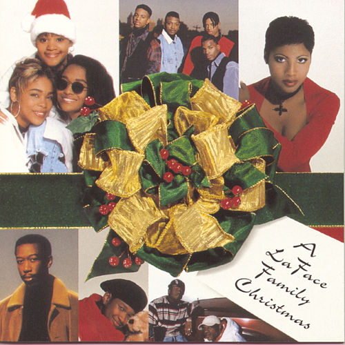 A LaFace Family Christmas [Arista] by Various Artists