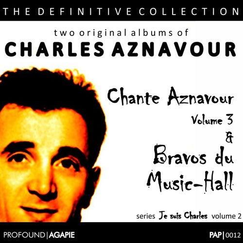 Je Suis Charles, Volume 2; (Chante volume 3 & Bravos du Music Hall) di Charles Aznavour