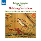 Bach: Goldberg Variations, BWV 988 by Wolfgang Rübsam