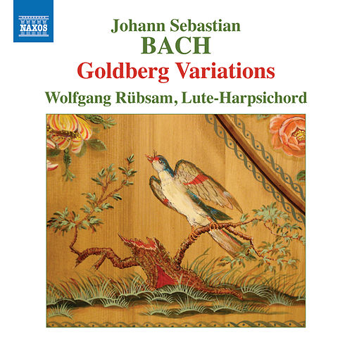 Bach: Goldberg Variations, BWV 988 by Wolfgang Rübsam