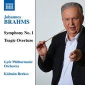 Brahms: Symphony No. 1 & Tragic Overture by Győr Philharmonic Orchestra