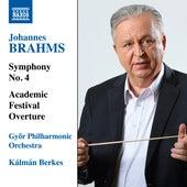 Brahms: Symphony No. 4 & Academic Festival Overture by Győr Philharmonic Orchestra