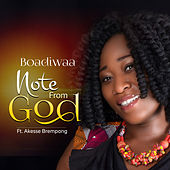 Note from God by Boadiwaa