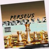 Perseus Properly L.E von M.C.L.-Christian Lombardi