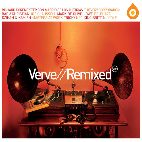 Verve Remixed by Various Artists