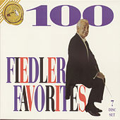 100 Fiedler Favorites by Arthur Fiedler