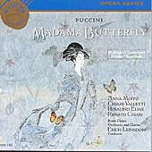Madame Butterfly Hits by Erich Leinsdorf