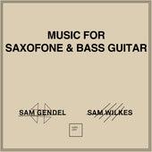 Music for Saxofone & Bass Guitar de Sam Gendel
