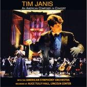 An American Composer In Concert de Tim Janis