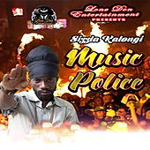 Music Police - Single by Sizzla