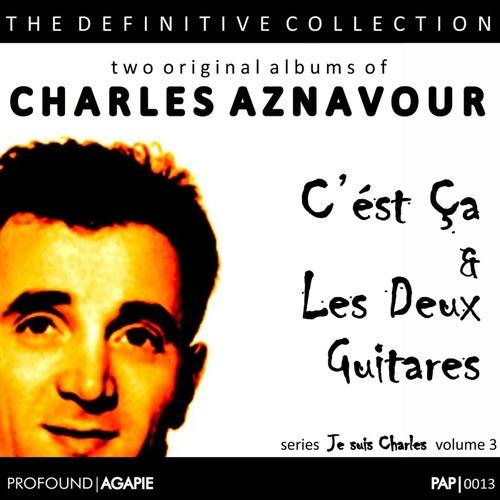 Je Suis Charles, Volume 3; (C'est Ça & Bravos du music hall) di Charles Aznavour