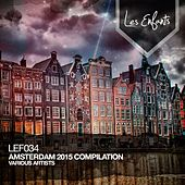 Amsterdam 2015 Compilation by Various Artists