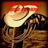 Cowboy Não Chora de Criolo e Juvenil