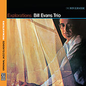Explorations [Original Jazz Classics Remasters] by Bill Evans Trio