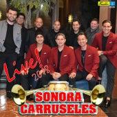 Live! 2018 de La Sonora Carruseles