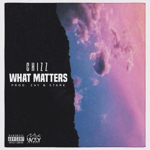 What Matters de Pnbchizz