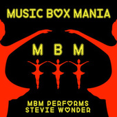 Music Box Versions of Stevie Wonder by Music Box Mania